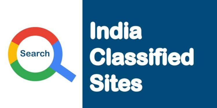 India Classifieds Sites List
