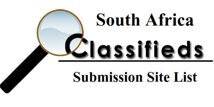 South Africa Classified Sites List