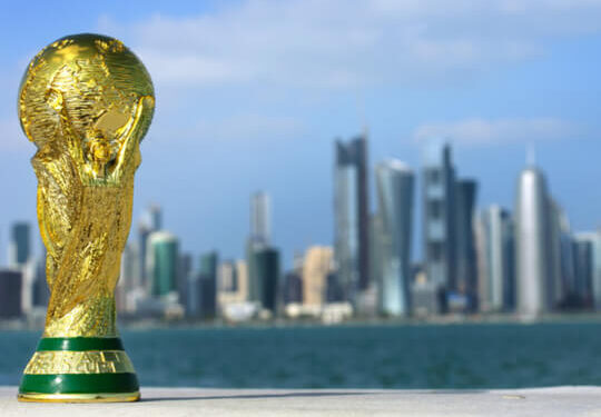 UAE starts sale of packages for 2022 Qatar World Cup